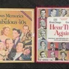 NEW 40s Record Set just $3 for both for Sale in Port St. Lucie, FL