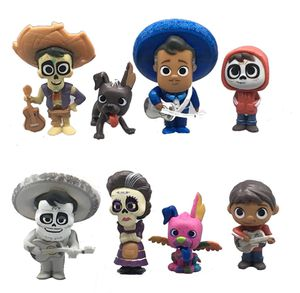 Disney Coco figures (set of 8) for Sale in El Monte, CA