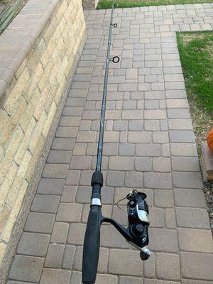 Fishing pole for Sale in Litchfield Park, AZ