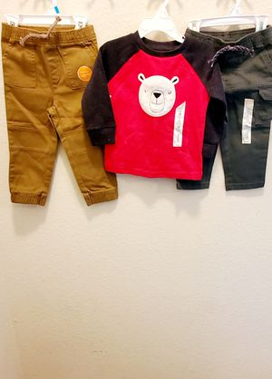 Carter's Baby Boy Clothes Bundle for Sale in Round Rock, TX