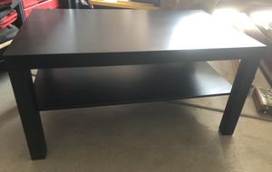 IKEA Lack Coffee Table - Black for Sale in Discovery Bay, CA