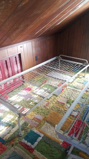 2 single metal bed frames for Sale in Haines City, FL