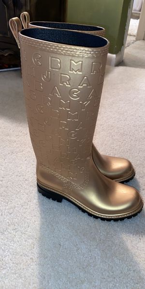 Marc Jacobs Alphabet Rainboots for Sale in Fort Pierce, FL