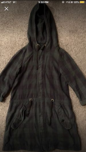 Plaid parka for Sale in Las Vegas, NV