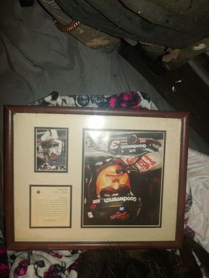 Earnhardt framed picture for Sale in Lynchburg, VA