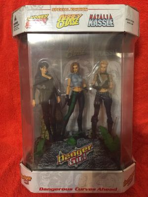 Danger Girl Collectible Action figures for Sale in Cicero, IL