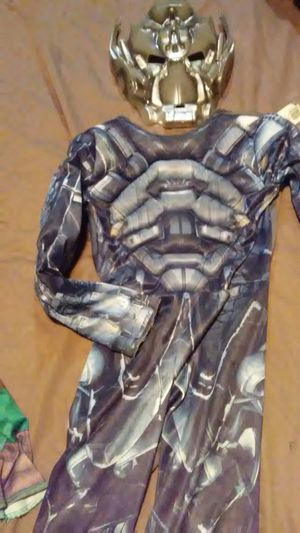 its i trans formers halloween costume size medium for Sale in Denver, CO
