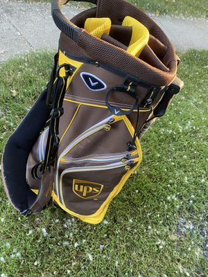 Limited addition Callaway Golf bag/backpack (UPS ) for Sale in Hilliard, OH