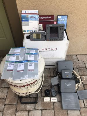 Ray Marine Satellite System for Sale in Treasure Island, FL