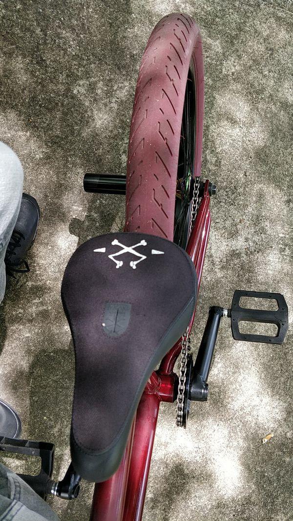 Custom BMX bike (insane deal)