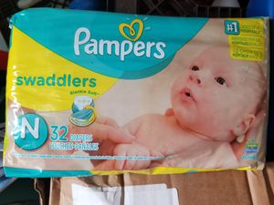 Pampers for Sale in Dundalk, MD