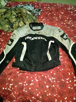 Official Honda Joe Rocket motorcycle jacket for Sale in Greenville, SC
