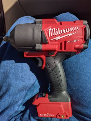 MILWAUKEE M18 FUEL ONE KEY 1/2 INCH IMPACT WRENCH for Sale in Santa Clara, CA