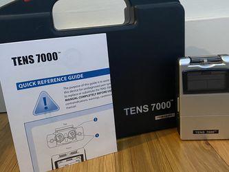 Tens 7000 Therapy Shocker w/ Case for Sale in Atlanta,  GA