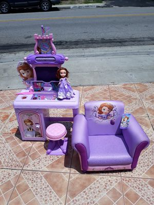 Set de princess sofia for Sale in El Monte, CA