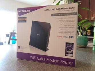 Netgear Wi-Fi MODEM/ROUTER for Sale in Perris,  CA