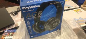 PS4 WIRED GAMING HEADSETS for Sale in Honolulu, HI