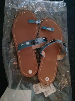 Women's Sandals size 6 for Sale in Kingsport, TN