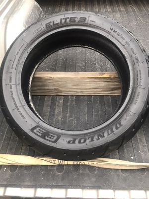 Dunlop Elite 3 Front MotorCycle Tire for Sale in Albuquerque, NM