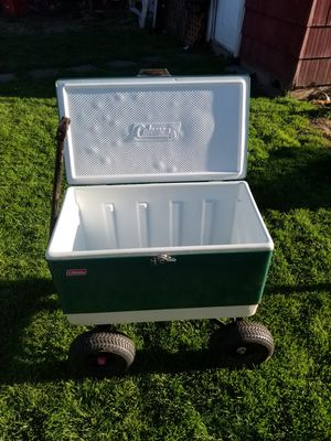 Coleman cooler wagon for Sale in Hillsboro, OR