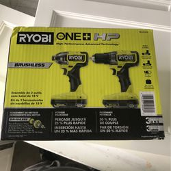 Ryobi Drill Set for Sale in Whittier,  CA