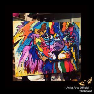 Copy Judah painting for Sale in Las Vegas, NV