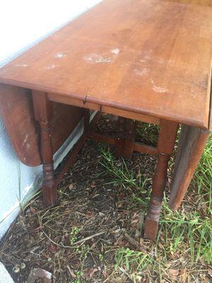 Antique table for Sale in Bradenton, FL
