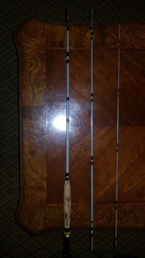 3pc fly fishing pole for Sale in Palos Heights, IL