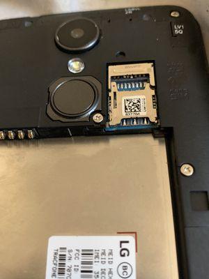 LG Rebel™ 2 LTE (CDMA)   TracFone. for Sale in Glenview, IL