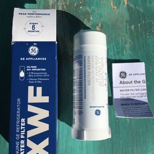 NEW Genuine GE XWF Water filter for Sale in Naples, FL