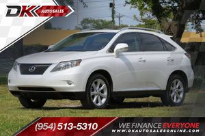 2011 Lexus RX 350 for Sale in Hollywood, FL