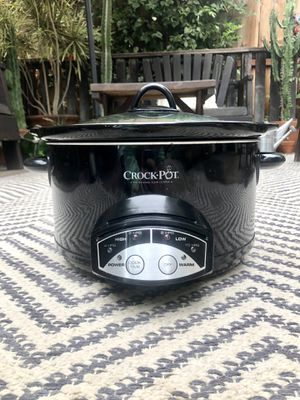 Crock•Pot The Original Slow Cooker for Sale in Los Angeles, CA