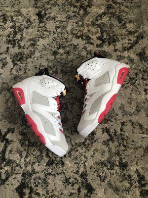 """Jordan 6 retro """"Hare"""" sz 10.5 ds for Sale in Pacifica, CA"""