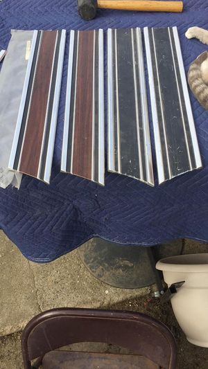 Blazer jimmy lower belt trim moldings for Sale in Modesto, CA