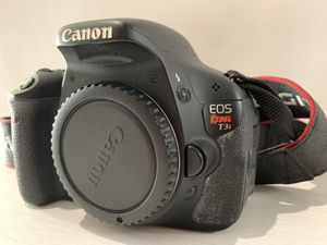 Canon t3i for Sale in Hollywood, FL