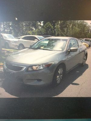 2008 Honda Accord LX-S 2D for Sale in Fairfax, VA