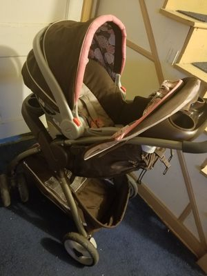Graco Stroller Click Connect & Car Seat for Sale in Philadelphia, PA