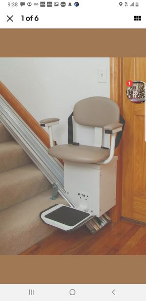 Chair stair lift for Sale in Sun City West, AZ
