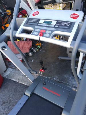 Proform sport crosswalk treadmill for Sale in Tampa, FL