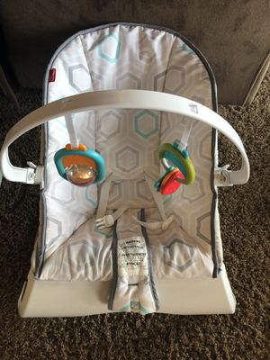 Fisher Price baby seat for Sale in Granbury, TX