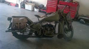 1942 Harley Davidson WLA for Sale in Atlanta, GA