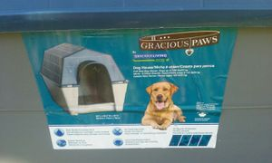 Gracious Paws XL Dog House for Sale in Camp Springs, MD