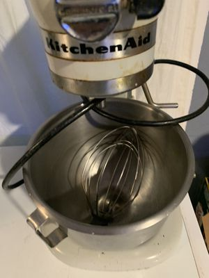Kitchen aid mixer for Sale in York, PA