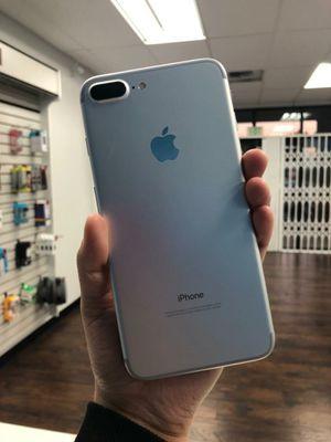 Apple iPhone 7 Plus Unlocked for Sale in Lakewood, WA