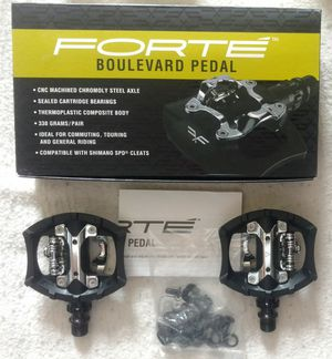 Forte Boulevard Bicycle Pedals (Never used) for Sale in Bellflower, CA