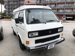 1986 Volkswagen Westfalia Camper Van for Sale in San Diego, CA