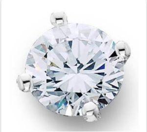 Half carot write gold diamond for Sale in Sacramento, CA