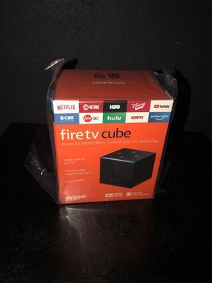Fire TV Cube for Sale in Philadelphia, PA