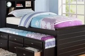 Brand New Twin Beds $39 Døwn for Sale in Dallas,  TX