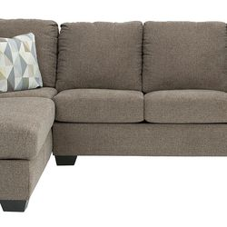 NEW, HICORY COLOR, LAF CORNER CHAISE SECTIONAL. for Sale in Santa Ana,  CA